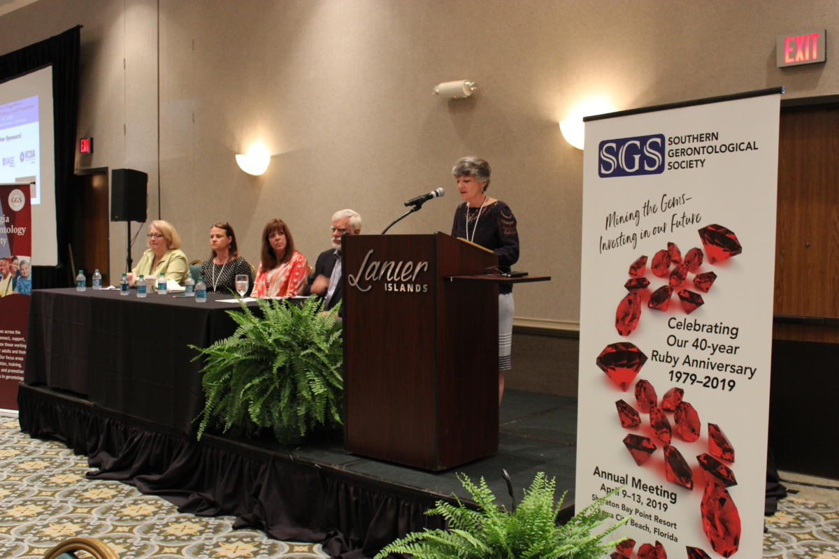 What's the Southern Experience? Aging in the South in the 21st Century